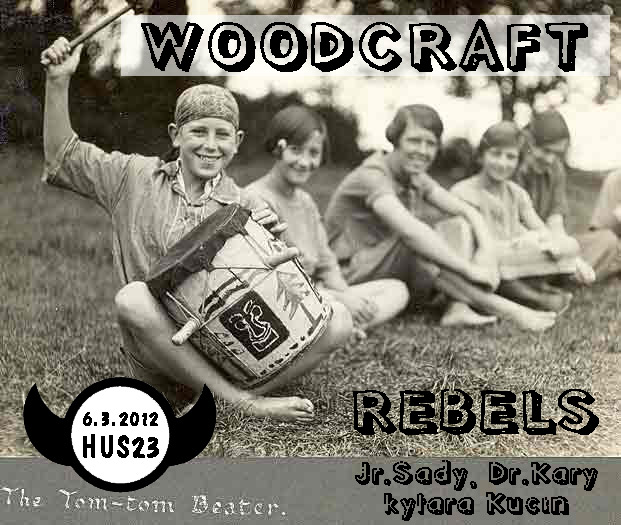 WoodCraft Rebels leták